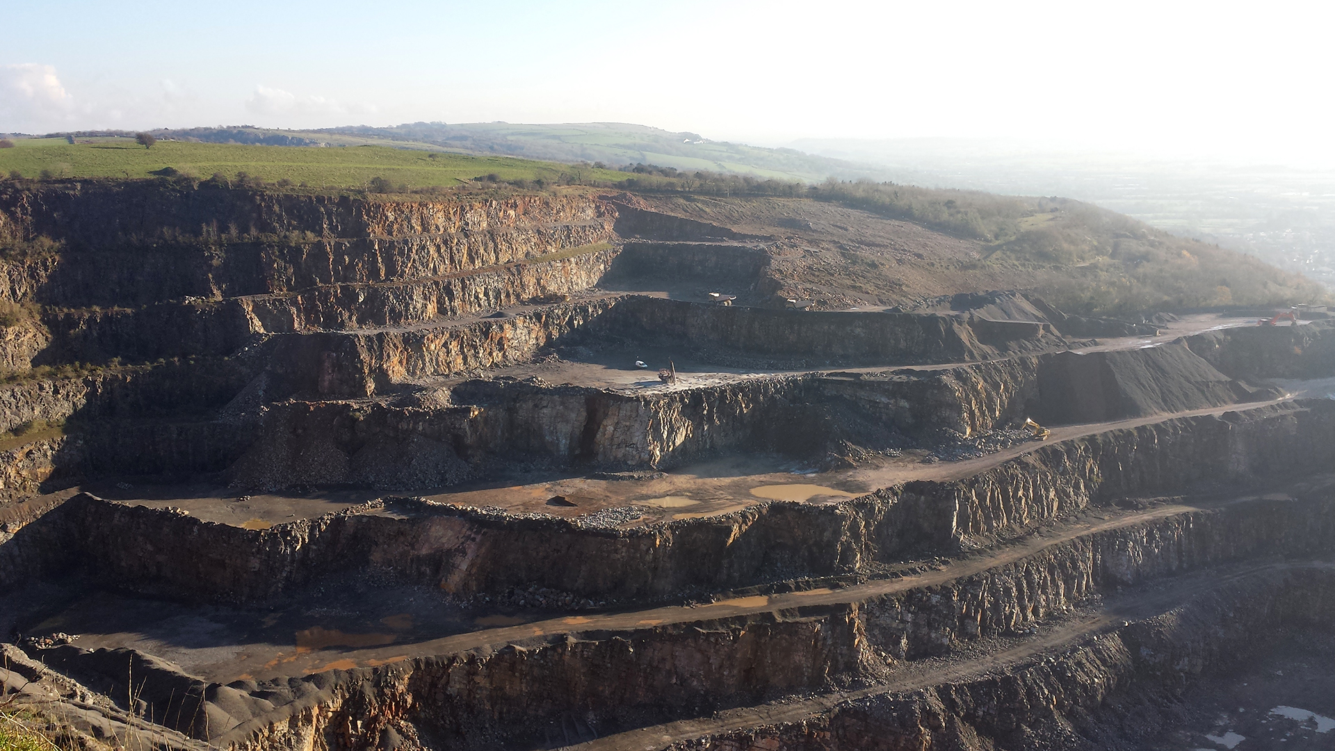 Current Job Opportunities Batts Combe Quarry Community Page Hanson Communities