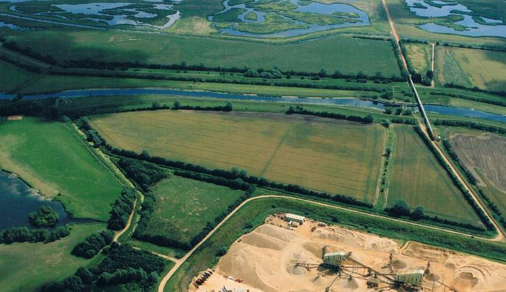 Nature reserve to double in size.